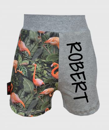 Short Pants Flamingo