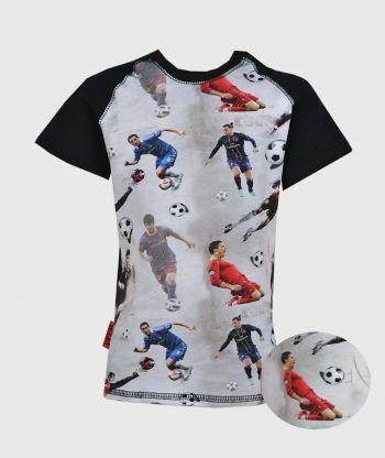 T-shirt Football Players